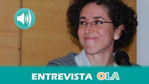 «Debido a los recortes sociales, muchas familias que estaban en un proceso laboral normalizado han dado marcha atrás», Maite Andrés, dra. Inclusión Social – Fund. Secretariado Gitano