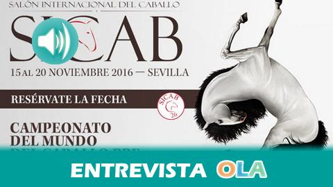 El Salón Internacional del Caballo, SICAB, cumple 26 años ofreciendo novedades como conferencias gratuitas y espectáculos ecuestres dedicados al mundo del cine