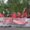 Los trabajadores de los 16 paradores andaluces en huelga durante Nochevieja y Año Nuevo en protesta por el plan de viabilidad y el Expediente de Regulación de Empleo propuesto por la empresa