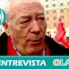 """Dionisio Valverde (UGT-A): """"Hay que mantener la revalorización, porque los pensionistas son un soporte importante de las economías domésticas"""""""