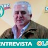 """Miguel López (COAG-A): """"Son las grandes cadenas de distribución las que asfixian al productor y al consumidor"""""""