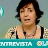 """""""La prioridad del Pacto por Andalucía debe ser resolver el problema endémico del empleo en nuestra comunidad"""". Ana María Corredera (PP-A)"""