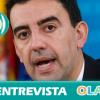 """""""El principal objetivo del Pacto por Andalucía es la lucha contra el desempleo, pero también el impulso al medio rural, la juventud y las políticas sociales"""". Mario Jiménez (PSOE-A)"""