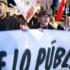 La Plataforma Sindical de Andalucía se concentra este jueves en todas las capitales de provincia en defensa de los servicios públicos ante los recortes de las administraciones
