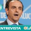 """""""El objetivo del Pacto por el Turismo es posicionar a Andalucía como principal destino del sur europeo"""". Rafael Rodríguez (consej. Turismo y Comercio)"""