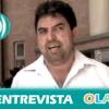 """""""Estamos cansados de que los políticos sean correa de transmisión del capitalismo"""". Miguel Montenegro (CGT Málaga)"""