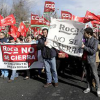 La mesa por la industria creada hoy en Sevilla busca hacer un frente común para evitar que las empresas abandonen su actividad y despida a cientos de personas