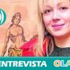 """""""El mensaje de este 28 de febrero es que el pueblo andaluz tiene que decidir su propio destino"""". Coral Márquez (dra. Museo de la Autonomía)"""