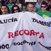 La Plataforma de docentes de la educación pública preparan una marcha de Antequera a Sevilla para protestar por los recortes y por el despido de 4.500 docentes