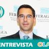 """""""Hay una escasa participación de los usuarios en la gestión de las cuencas del litoral andaluz, que son de competencia autonómica"""". Pedro Parias (FERAGUA)"""