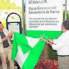 La localidad onubense de Nerva es el primer pueblo de la provincia en señalizar las fosas comunes de su cementerio