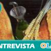 """""""Cuando llegó un exceso de maquinaria a las panaderías ser perdió un poco el pan de Alfacar"""" Gabriel Vílchez, presidente de Pan de Alfacar"""