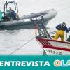 """""""La UE nos está tratando injustamente, como si fuéramos, delincuentes de la mar y lo único que hemos hecho ha sido pescar y trabajar como siempre"""" Manuel Peinado, presidente de la Federación de Cofradías de Pescadores"""