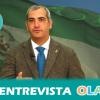 """""""La reforma electoral que propone el PP es una medida oportunista y totalmente interesada para conseguir mantener alcaldías"""", Antonio Jesús Ruiz, secretario general Partido Andalucista"""