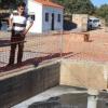 La Diputación de Córdoba, a través de la Empresa Provincial de Aguas de Córdoba, reactiva de nuevo la depuradora de Cardeña tras un año inhabilitada