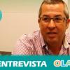 """""""El cambio del modelo productivo del Gobierno andaluz pasa por apoyar a las empresas, impulsar sectores estratégicos como el agroalimentario, el turístico y aeronáutico y apostar por la minería y la construcción sostenibles"""", José Muñoz, portavoz adjunto del grupo parlamentario socialista andaluz"""