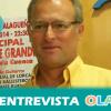 """""""El Día de las Sopas Perotas los vecinos se implican, los bares participan y mostramos nuestra localidad a todos los visitantes"""", José Sánchez, alcalde de Álora (Málaga)"""