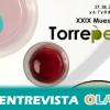 """""""Queremos que la Muestra represente a la localidad: el trabajo con el aceite, el disfrute con el vino y la imaginación con el teatro"""", Alex Ramos, director de la Muestra de Teatro Torreperogil 2.9 (Jaén)"""