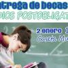 Abierto el plazo para los y las estudiantes que quieran solicitar las becas para estudios postobligatorios que coordina el Ayuntamiento de Pedrera y que se entregarán el próximo viernes 2 de enero