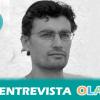 """""""Las elecciones de Andalucía van a ser el primer paso hacia un cambio que va a venir en noviembre con las elecciones generales"""", David Benavides, Comité de Podemos para las elecciones andaluzas"""