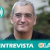 """""""Lo mismo que estamos haciendo desde fuera del Parlamento, lo vamos a pelear y batallar desde dentro porque a partir del 22, el Partido Andalucista va a estar en el Parlamento de Andalucía"""", Antonio Jesús Ruiz,  secretario regional del Partido Andalucista"""