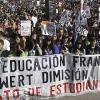 El Sindicato de Estudiantes anuncia huelgas de 48 horas en febrero y marzo para protestar contra la reforma de los grados universitarios anunciada por el ministro Wert