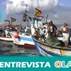 """22-M: """"No existe ninguna política desde la Unión Europea para poder activar la flota pesquera costera y artesanal"""", Mariano García, vicepresidente de la Federación Andaluza de Cofradías de Pescadores"""