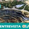 22M: El sindicato CCOO y Ecologistas en Acción piden una industria minera más social y menos cortoplacista para que cuando se agote el yacimiento permanezcan otras alternativas para la población local