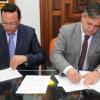Emproacsa renueva su convenio de colaboración con Facua-Córdoba para impartir talleres formativos en ocho centros escolares de la provincia sobre consumo responsable y ahorro en el uso del agua