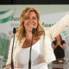 El PSOE de Andalucía gana repitiendo los resultados de 2012 en un Parlamento Andaluz con mayor pluralidad tras la entrada de más fuerzas políticas