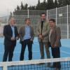 Villanueva del Arzobispo fomenta la vida sana a través de dos nuevas instalaciones deportivas construidas gracias al Plan Provincial de Cooperación a las Obras y Servicios de la Diputación de Jaén