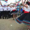 Las pandas de las localidades malagueñas de Álora, Almogía, Cártama, y Pizarra se reúnen en torno a la celebración del XXII Festival de Verdiales organizado por la Asociación Cultural Ermita de las Tres Cruces