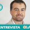 """24M: """"Nuestra prioridad es tener ayuntamientos fuertes para reactivar las economías locales, ya que el tejido productivo está formado en su mayoría por microempresas"""", Antonio Maíllo, coordinador general IULV-CA"""