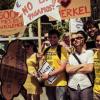 24M: Los españoles residentes fuera de España protestan en numerosas ciudades europeas por las trabas burocráticas que les han impedido votar en las elecciones municipales