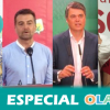24M: El PSOE gana las elecciones municipales en Andalucía y podría gobernar en seis Diputaciones provinciales, el PP pierde fuerza en las capitales, IU resiste y Ciudadanos irrumpe como fuerza decisoria en las grandes ciudades andaluzas