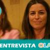 """""""La economía verde y solidaria pretende poner en el centro de las operaciones financieras a las personas y que la economía sea una herramienta y no un fin"""", Silvia Montoya, presidenta de RedVerSo"""
