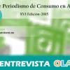 Onda Mencía Radio recibe el Premio Provincial de Periodismo de Consumo de la UCA-UCE por su defensa de los derechos de las personas consumidoras. Profundizamos en estos galardones en el espacio Consumo Responde