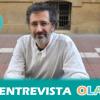 """""""El regadío y la explotación agrícola deben someterse a una regulación para poner freno a la alarmante desertificación de Andalucía"""", Abel Lacalle, experto en gestión de agua, profesor de la Universidad Almería"""