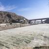 Alrededor de 15.000 habitantes se van a beneficiar de las obras de la Estación de Depuración de Aguas Residuales y los colectores de la localidad granadina de Albuñol, y 80 personas conseguirán empleo
