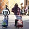 Más de 7.000 alumnos y alumnas de la provincia granadina participan en el programa de Caminos Escolares Seguros de la Diputación de Granada para fomentar la seguridad en los desplazamientos diarios al colegio