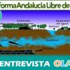 """""""En Andalucía las energías renovables tienen un gran potencial y se podría cubrir con ellas la demanda energética"""", Eduardo Gutiérrez, Plataforma Andalucía Libre de Fracking y Ecologistas en Acción"""