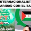 Sanlúcar de Barrameda celebra un acto de solidaridad con el Sahara para ayudar a la reconstrucción de las instalaciones que quedaron destruidas tras las inundaciones en los campamentos de refugiados