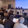 El Grupo de Desarrollo Rural Campiña Alcores presenta el proyecto Cooperación para la Implantación de Técnicas de Agricultura de Precisión a la Asamblea de Cooperativas Agroalimentarias, APCAS