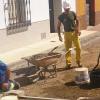 La población desempleada de Cortegana se beneficia de la creación de 800 puestos de trabajo gracias al Programa de Fomento de Empleo Agrario dirigido a mejorar las infraestructuras urbanas del municipio