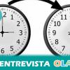 """""""Si sumamos todas las viviendas andaluzas, el cambio de horario está consiguiendo ahorrar unos dieciséis millones de euros en términos globales"""", Ángel Sáez, técnico de la Agencia Andaluza de la Energía"""