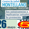 El Centro de Salud de Montellano celebra la semana próxima una serie de actividades enmarcadas dentro de la XIV edición de la Semana Sin Humo con el fin de sensibilizar sobre los peligros del tabaquismo