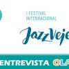 """""""El festival comienza este viernes y se complementa con otra oferta de jazz en las calles acompañada de gastronomía típica local"""", Nacho Corral, co-organizador y co-director de GastroJazz Vejer"""