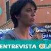 """""""Las ocupaciones ofrecen una acogida mejor a los refugiados y una red de relaciones sociales que es fundamental porque la estancia se puede alargar años en ese país"""", Caterina Amicucci, voluntaria en Atenas"""