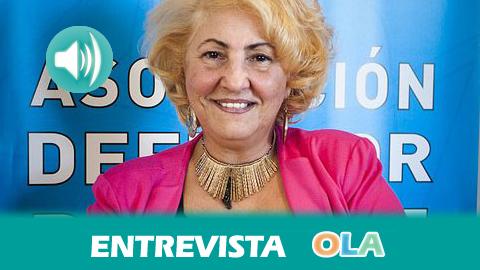 """""""Pedimos a los fiscales una investigación sobre las listas de esperas sanitarias porque eso es jugar con la salud y la vida de las personas"""", Carmen Flores, presidenta asociación Defensor del Paciente"""