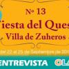 Zuheros celebra este fin de semana la XIII Fiesta del Queso, una cita gastronómica que ofrecerá casi 50 variedades artesanales llegadas desde toda la geografía nacional